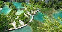 Chorwacja - Top Miejsca, Które Musisz Odwiedzić / Nie wiesz co warto odwiedzić odwiedzając przepiękną Chorwację? Sprawdź nasz poradnik.
