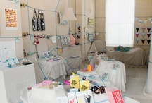 The Poundshop 2 / The second Poundshop was held in September 2010 in Bethnal Green, as part of London Design Week 2010. With 57 designers and over 1500 visitors over nine days. Boasting a bespoke interior created by Asif Khan made from dustsheets and rope. The Poundshop 2 was featured in the Icon Design Trail.
