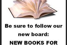 New Books for Kids - 2013