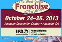 Franchise Trade Show International Franchise Expo / West Coast Franchise Expo