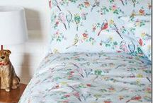 Cath Kidston Bedding Collection / Add a burst of colour to the bedroom with one of Cath Kidstons many bedding designs.
