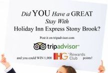 Our 5 Star Tripadvisor Reviews / See what our guests have to say! Have you had a GREAT STAY at Holiday Inn Express? Please pin and share your trip. Let us know with a GREAT review on Tripadvisor here http://bit.ly/1c9Yo9D