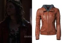 Thea Queen: Season 2 and 3 / The costumes of Thea Queen from The CW's Arrow Season 2 and 3