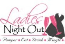 Girl's Night Out / Places where friends can catch up and laugh