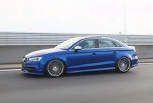 Audi S3 Sedan VOSSEN CVT / Wheels