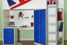 Childrens Bedrooms / #Childrens beds, #High Sleeper beds, Cabin beds, Storage Beds,