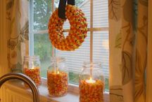 Fall/Halloween Decor