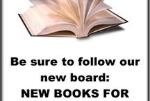New Books for Kids - 2015 / New titles added to the ELANCO Library juvenile collection in 2015.