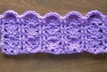 Crochet Stitches / Learn new crochet stitches.