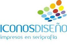 Iconos Diseño / Imagen corporativa y desarrollo sitio web institucional