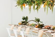 MODERN wedding / Modern event styling is much more than just a look or collection of pieces, it's a feeling brought to life through intentional design