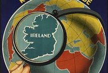 Vintage Irish posters / Vintage Irish posters