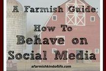 AFarmishKindofLife.com / The most popular posts from my site, A Farmish Kind of Life.