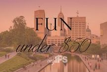 Fun Under $50 / Looking for something fun but have a limited budget? You've come to the right place!