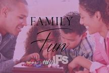 Family Fun / Fun ways to stay connected with your family