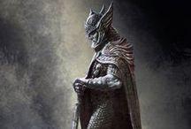 The Elder Scrolls / Drem yol lok!