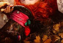 Mad hatter cosplay / My cosplay of girl Mad hatter
