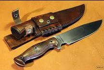 MESSER - BICHAK / ножи - ножны - инструмент - заточное