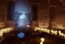 """Bioshock Infinite / """"Umysł obiektu będzie podejmował rozpaczliwe próby w celu stworzenia wspomnień, gdy żadne nie istnieją..."""""""