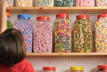 Candy Land / Chocolates, sweets, candy and all your favourites