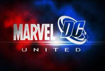 Comic Book Super Heroes / The best of the Marvel and DC universes. Films, TV series and comics