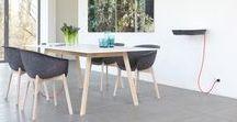 Funkcjonalne stoły do jadalni / Duże, funkcjonalne stoły do wnętrz marki Conmoto.