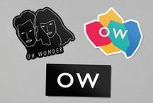 Oh Wonder Music / I LOVE LOVE LOVE OW