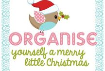 Christmas Planner / Ideas and info for organizing a family Christmas.