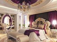 luxe bedroom❤️