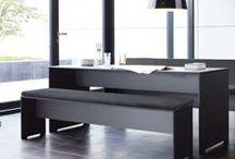 Wytrzymałe stoły z materiału HPL