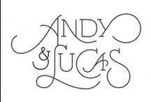 Typography & Letters / by Anna Clendennen