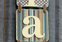 Craft Ideas / by Pam Bower