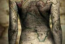 Cartography / by Pamela Parker