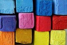 Color Quilt / by Dean Davis