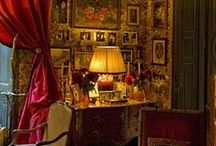 Rooms / by Cheri Rhodes