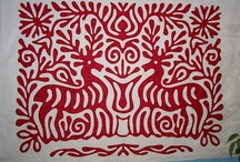 Red and White Quilts / by Dean Davis