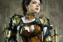 Steampunk costume ideas / by Diana Reeves