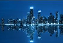 Chicago's Skylines and Landmarks