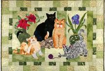 Quilts--I'll Have Mine with Applique! / by Dean Davis