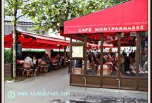 Paris / Everything that's wonderful about Paris. / by Elizabeth Anderson