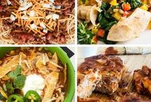 Recipes to try! / by Anette Maughan