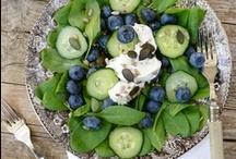 Salad Sensations / by Dean Davis