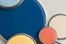 Paint colors & Ideas / by El Ann