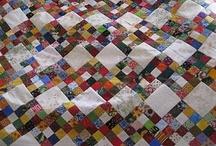9-Patch Quilts / by Dean Davis