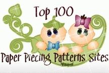Paper-Piecing Patterns / by Dean Davis