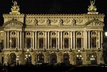 I Love Paris . . . / by Cynthia Kulma