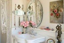 Bathrooms / by Cheri Rhodes