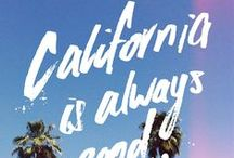 California Dreamin' / SwimSpot is based in the swimwear capital of the world, Orange County. We can't help but share our love for California! / by SwimSpot