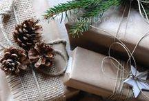 Идеи упаковки подарков / Упаковка подарков своими руками. Простые идеи того, как завернуть и упаковать подарок на новый год или день рождения.