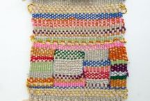 Weaving Inspiration & DIY / by Cassi